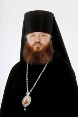 Вікарний архієрей - Єпископ Любецький Никодим (Пустовгар)